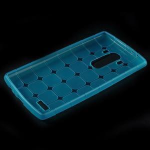 Square gelový obal na LG G4 - modrý - 5