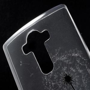 Softy gélový obal pre mobil LG G4 - zamilovaný pár - 5