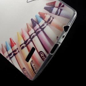 Softy gelový obal na mobil LG G4 - smile - 5