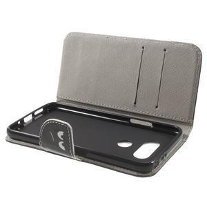 Wall peněženkové pouzdro na LG G5 - nešahat - 5