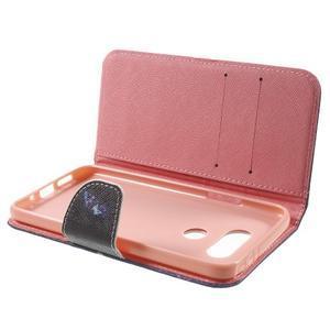 Wall peňaženkové puzdro pre LG G5 - kouzelní motýľe - 5