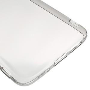 Ultrantenký slim gélový obal pre LG G5 - sivý - 5