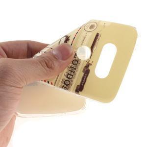 Softy gelový obal na mobil LG G5 - UK Big Ben - 5