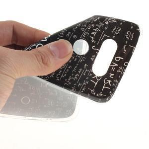 Softy gélový obal pre mobil LG G5 - vzorčeky - 5