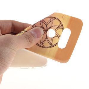 Softy gelový obal na mobil LG G5 - lapač snů - 5