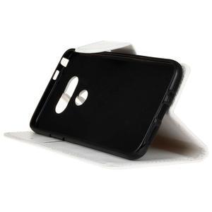 Lees peněženkové pouzdro na LG G5 - bílé - 5