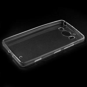 Transparentní gelový obal na Microsoft Lumia 950 - 5