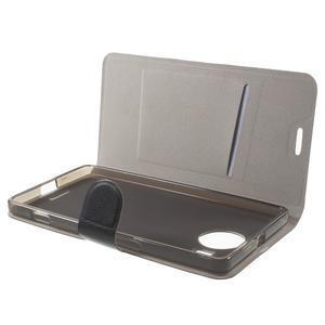 Horse Peňaženkové puzdro pre Microsoft Lumia 950 XL - čierne - 5