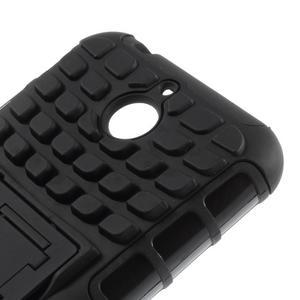 Outdoor odolný kryt pre mobil HTC Desire 510 - čierny - 5
