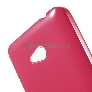 Gélový obal Microsoft Lumia 640 - rose - 5