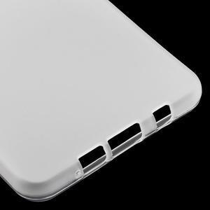Matný gélový kryt pre mobil Samsung Galaxy A5 (2016) - biely - 5