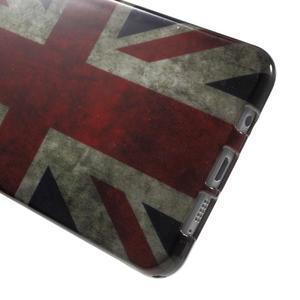 Obal s motivem na mobil Samsung Galaxy A5 (2016) - UK vlajka - 5