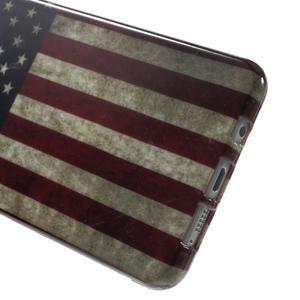 Obal s motivem na mobil Samsung Galaxy A5 (2016) - US vlajka - 5