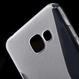 S-line gélový obal pre mobil Samsung Galaxy A5 (2016) - transparentný - 5