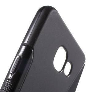 S-line gélový obal pre mobil Samsung Galaxy A5 (2016) - čierný - 5
