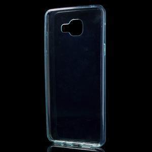 Ultratenký slim gélový obal pre Samsung Galaxy A5 (2016) - svetlomodrý - 5