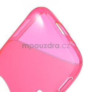 Rose s-line gélový kryt pre Samsung Galaxy K Zoom C115 - 5