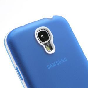 Gelové pouzdro 2v1 na Samsung Galaxy S4 - modré - 5