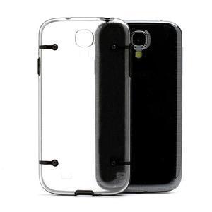Obal pre mobil se svítícími hranami pre Samsung Galaxy S4 - čierne - 5