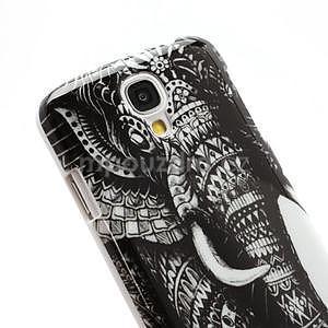 Plastové poudro na Samsung Galaxy S4 - thajský slon - 5