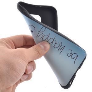 Jells gélový obal pre Samsung Galaxy S7 - be happy - 5