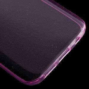 Ultratenký gélový obal pre mobil Samsung Galaxy S7 - ružový - 5