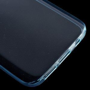 Ultratenký gélový obal pre mobil Samsung Galaxy S7 - zelený - 5