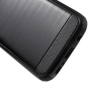 Dvoudílný odolný kryt na Samsung Galaxy S7 - černý - 5