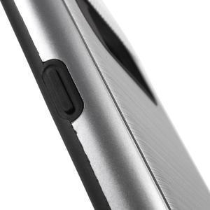 Dvoudílný odolný kryt na Samsung Galaxy S7 - stříbrný - 5