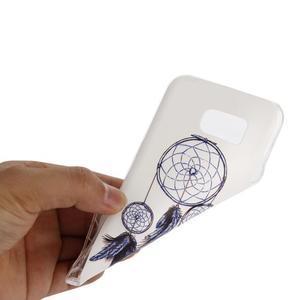 Pictu gelový obal na mobil Samsung Galaxy S7 - lapač snů - 5