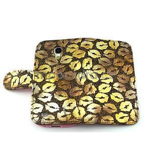 Pusinky peňaženkové puzdro pre Samsung Galaxy S4 Mini - style - 5