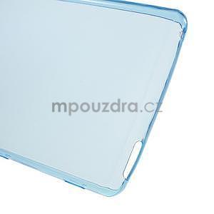Modrý ultra tenký obal na Sony Xperia M4 Aqua - 5