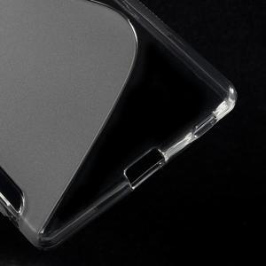 Sline gélový kryt pre mobil Sony Xperia Z5 - sivý - 5