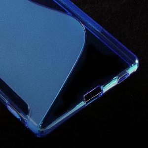 Sline gélový kryt pre mobil Sony Xperia Z5 - modrý - 5