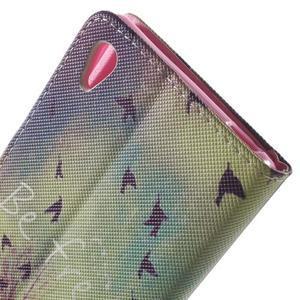 Lovely puzdro pre mobil Sony Xperia Z5 - vtáčiky - 5