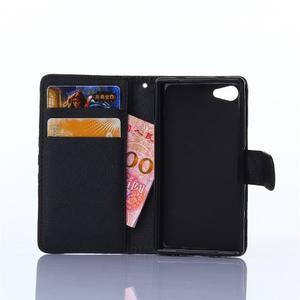 Sand pouzdro na mobil Sony Xperia Z5 Compact - barevný ananas - 5