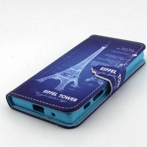 Kelly puzdro pre mobil Sony Xperia Z5 Compact - Eiffelova veža - 5