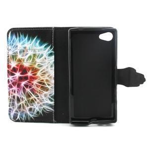 Kelly puzdro pre mobil Sony Xperia Z5 Compact - detail púpavy - 5