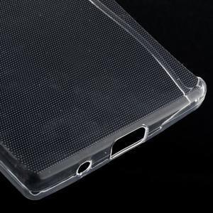 Ultratenký slim gelový obal na Sony Xperia Z5 Compact - transparentní - 5