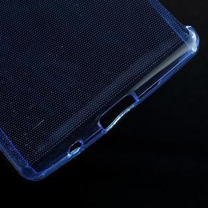 Ultratenký slim gélový obal pre Sony Xperia Z5 Compact - modrý - 5