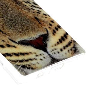 Gélový obal pre mobil Sony Xperia Z5 Compact - leopard - 5