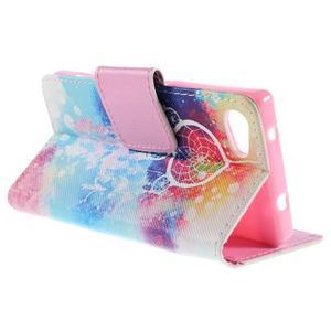 Diary Peňaženkové puzdro pre Sony Xperia Z5 Compact - dream - 5