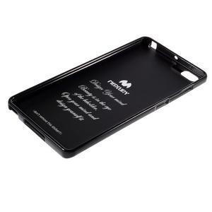 Jells gelový obal na mobil Xiaomi Mi Note - černý - 5
