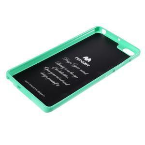 Jells gélový obal pre mobil Xiaomi Mi Note - azurový - 5