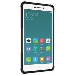 Outdoor odolný obal pre mobil Xiaomi Redmi 3 - čierný - 5