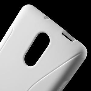 S-line gélový obal pre Xiaomi Redmi Note 3 - biele - 5