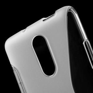 S-line gélový obal pre Xiaomi Redmi Note 3 - transparentné - 5