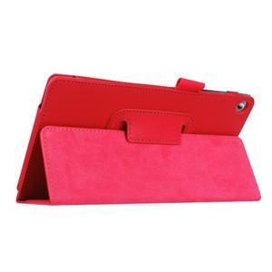 Dvojpolohové puzdro pre tablet Lenovo Tab 2 A7-20 - červené - 5