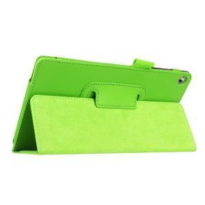 Dvojpolohové puzdro pre tablet Lenovo Tab 2 A7-20 - zelené - 5