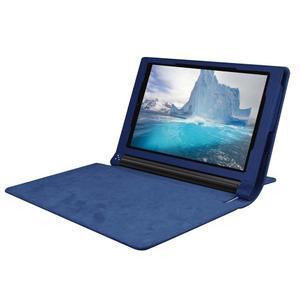 Safe PU kožené pouzdro na tablet Lenovo Yoga Tab 3 8.0 - tmavěmodré - 5